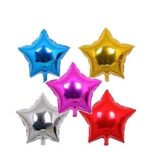 Балон фолиева звезда