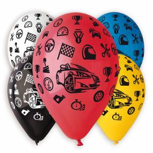 Балони с щампа – Коли