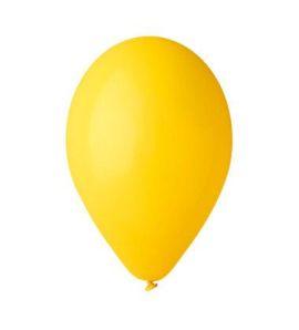 Пастелни балони – Жълто