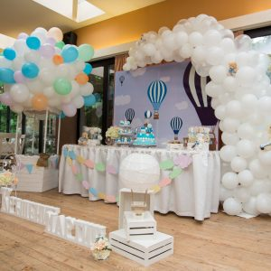 Сладка маса – Летящи балони
