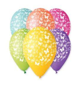 Балони с щампа – Пеперуди