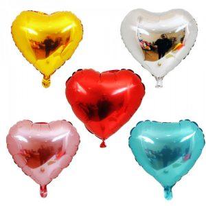 Балон фолиево сърце