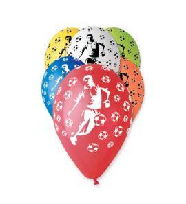 Балони с щампа – Футболни