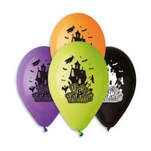 Балони с щампа – Хепи Хелуин