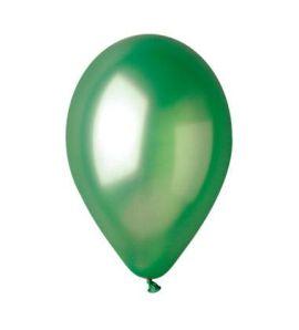 Металик балони – Тъмно зелено