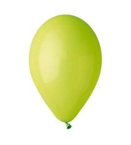 Пастелни балони – Светло зелено