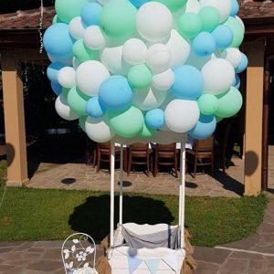 Кош с балони