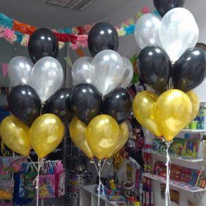 Букет от балони с хелий – 10 броя