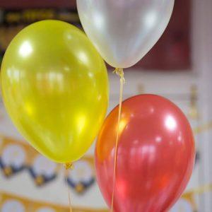 Букет от балони с хелий – 3 броя
