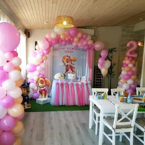 Сладка маса – Пес Патрул в розово