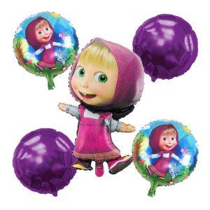 Балони комплект  – Маша