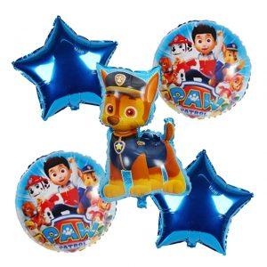 Балони комплект – Пау Патрул