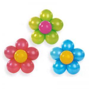 Цвете от балони