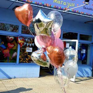 Композиция от балони