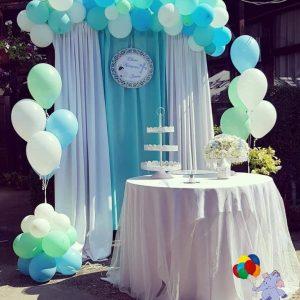 Сладка маса – синьо