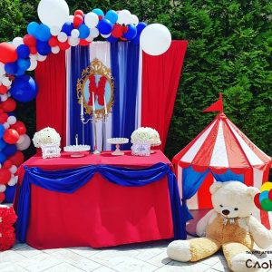 Сладка маса – цирк
