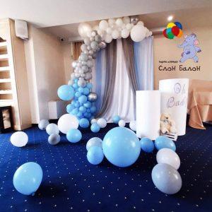 Декор – бебешко парти