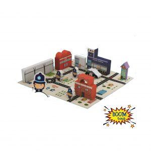 Детска игра – полицейско управление