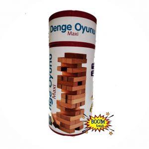 Дървена дженга