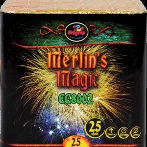 Пиробатерия,32sec,Ф20mm,25s, Merlin's Magic