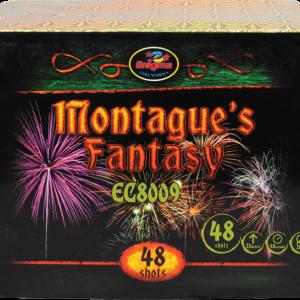 Пиробатерия,48sec,Ф26mm,48s, Montague's Fantasy