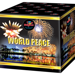 Пиробатерия,30sec,Ф30mm,49s, World peace