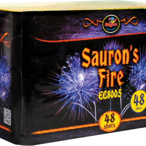 Пиробатерия,49sec,Ф30mm,48s, Sauron's Fire