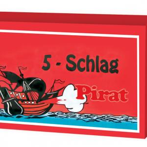 Пиратка,Match, 5shots