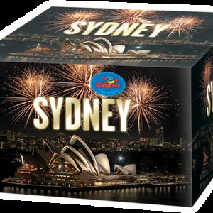 Пиробатерия,35sec,Ф20mm,100s, Sydney