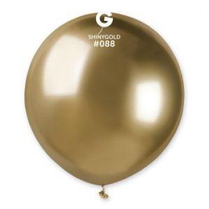 Балони Хром-големи Shiny Gold GB150 – 3 бр