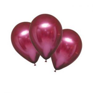 Балони Хром Pomegranate