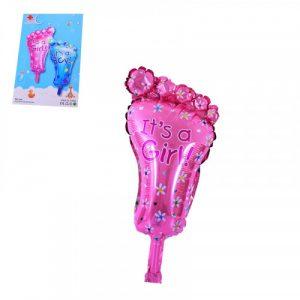 Балон бебешко краче -розово