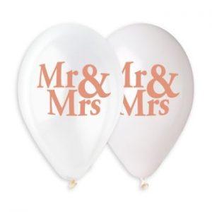Балон Mr & Mrs